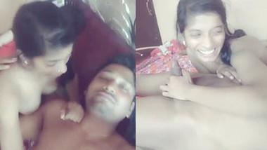 Cute Amateur Kolkata Girl Gives Satisfying Blowjob To Bf